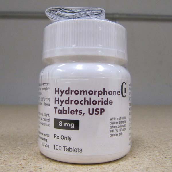 Hydromorphone - Wikipedia